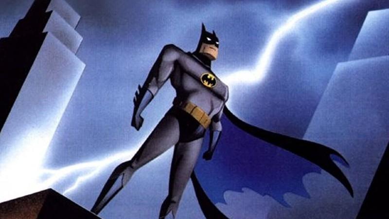 Batman-Serie-Animada-Portada