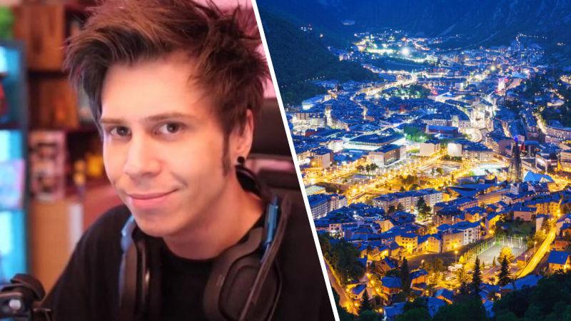 El Rubius explica el porqué se muda a Andorra