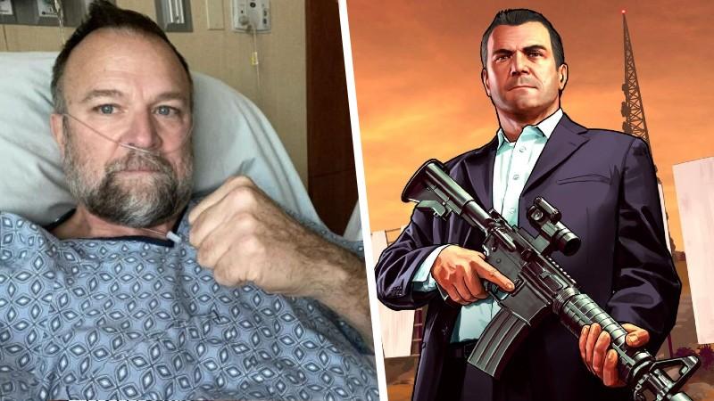 Actor de GTA V hospitalizado por covid 19