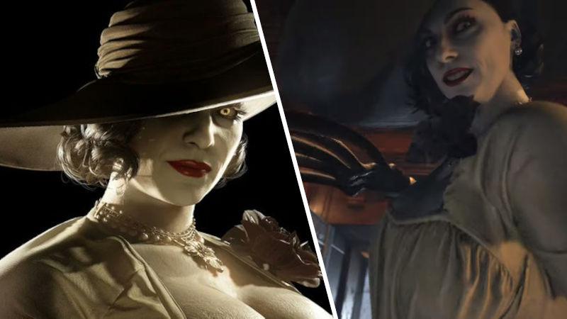 Resident Evil 8: Village: Lady Dimitrescu está lista para live-action