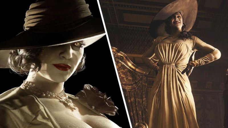 Resident Evil 8 Village: Descubren cuánto mide Lady Dimitrescu