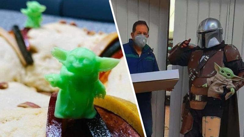 The Mandalorian: Rosca de Reyes enoja a religiosos por 'Baby Yoda'