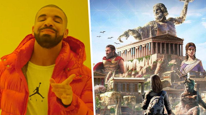 assassin's creed, discovery tour, assassin's creed odyssey
