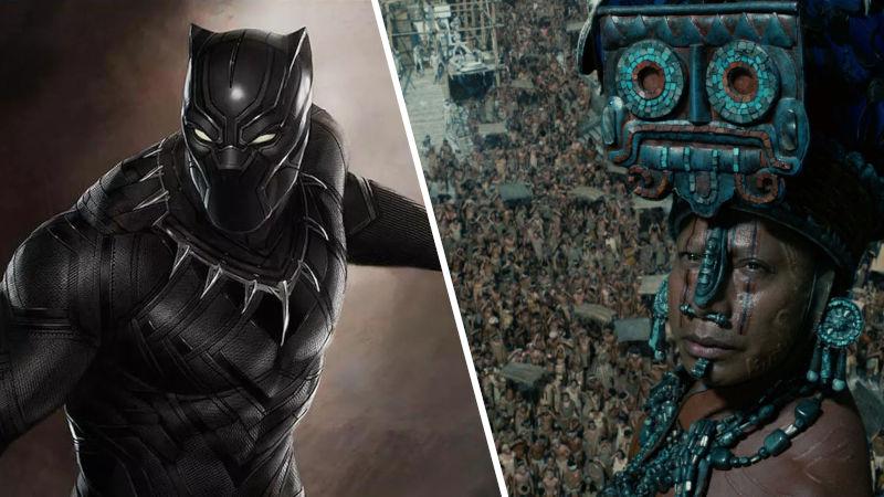 Black Panther 2 podría tener personajes mayas