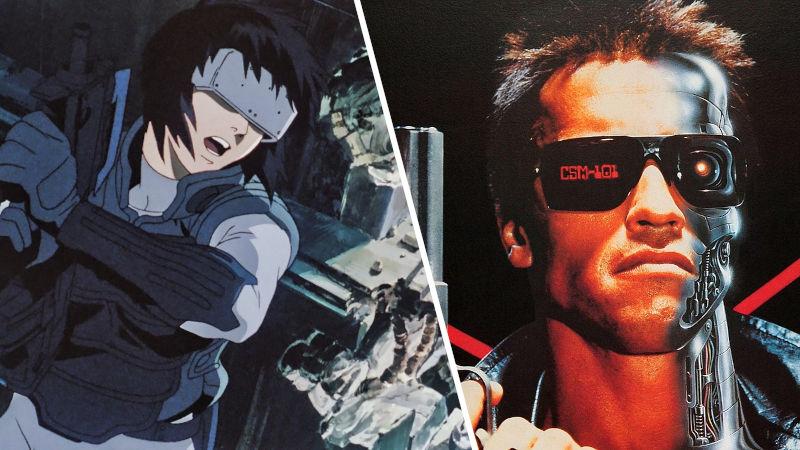 Estudio de Ghost in the Shell hará anime de Terminator