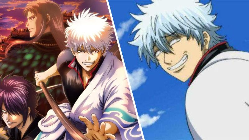 Editor revela edad de Gintoki de Gintama