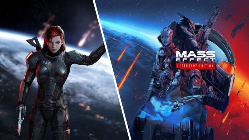 Mass Effect Legendary Edition ya tiene fecha de salida