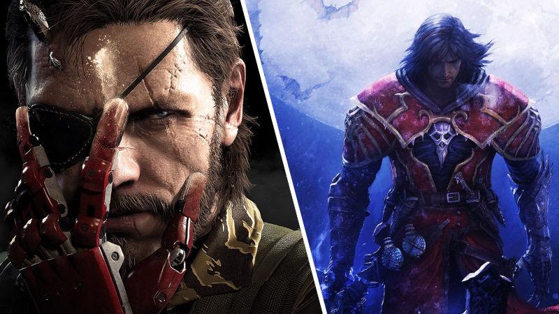 Metal Gear Solid y Castlevania podrían regresar con otros equipos