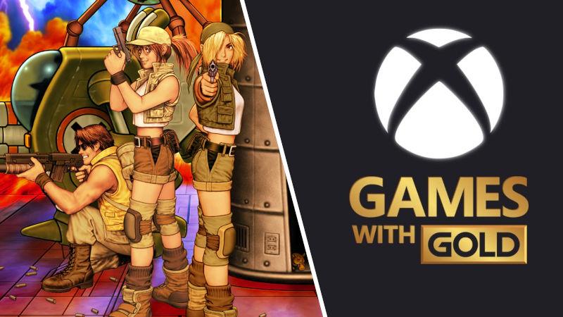 Metal Slug 3 estará gratis en Xbox Gold