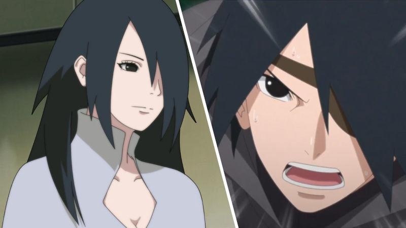 Fan convierte a Sasuke de Naruto en mujer