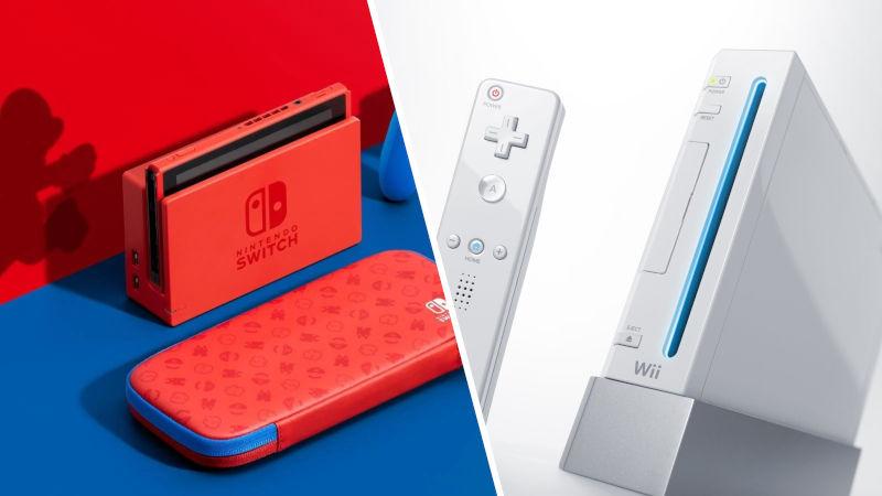 Nintendo espera que el Switch supere las ventas del Wii