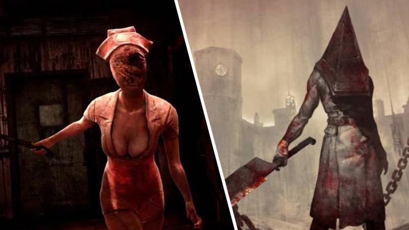 Konami podría trabajar en dos juegos de Silent Hill