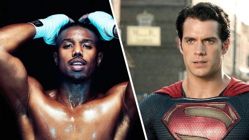 Michael B. Jordan podría ser Superman