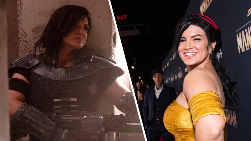 Gina Carano sale de The Mandalorian, pero ya tiene película