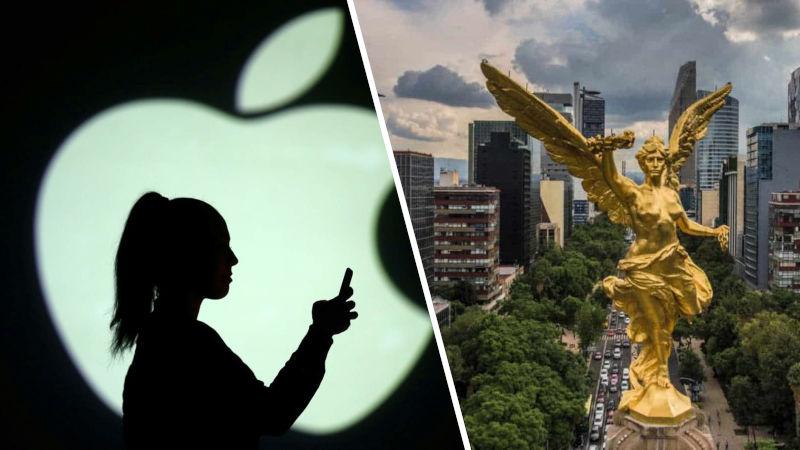 El valor de mercado de Apple superará mucho más a México y otros países