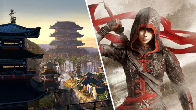 El próximo Assassin's Creed se situaría en Japón con una asesina de protagonista