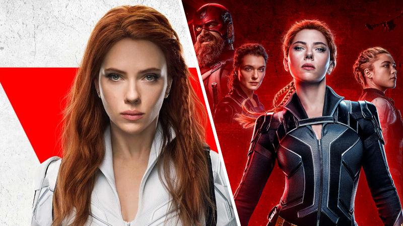 Black Widow se estrenará en cines y Disney+ al mismo tiempo