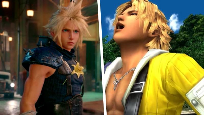 Final Fantasy favorito