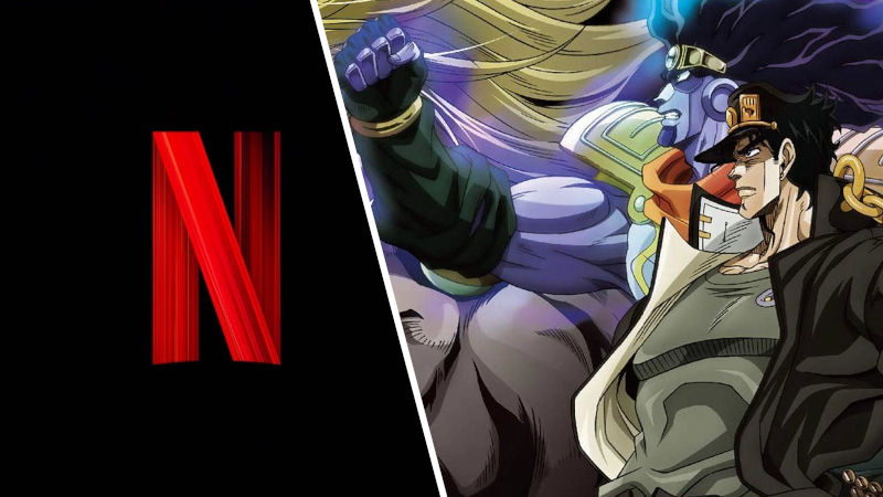 JoJo's Bizarre Adventure estará en Netflix en Latinoamérica