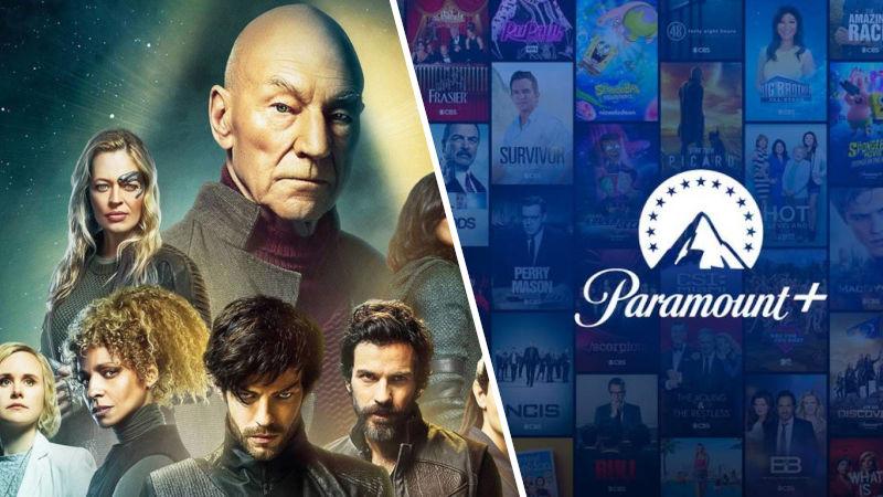Mejores películas y series geek de Paramount+