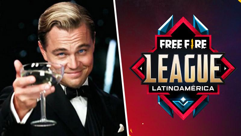 free fire league, latinoamerica, esports