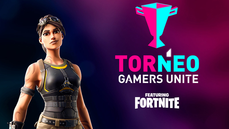 gamers unite, esports, torneo