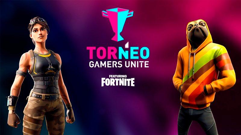 Gamers Unite Fortnite
