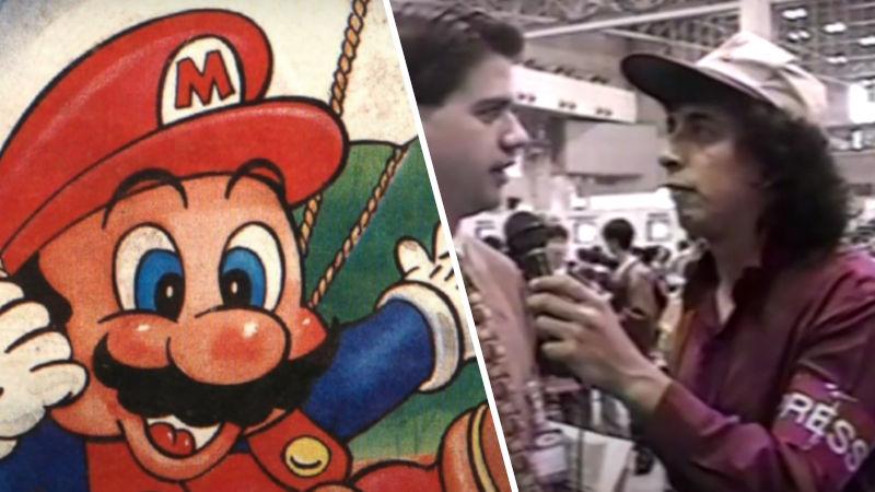 GTV Japan recuerda a Club Nintendo y Gus Rodríguez