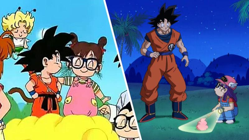 Dragon Ball: Arale nunca quiso superar a Goku
