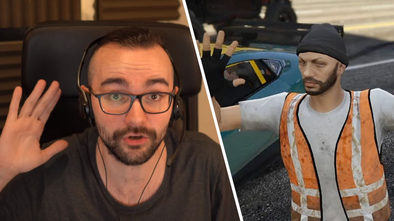 Streamers de GTA Roleplay baneados por palabra racista