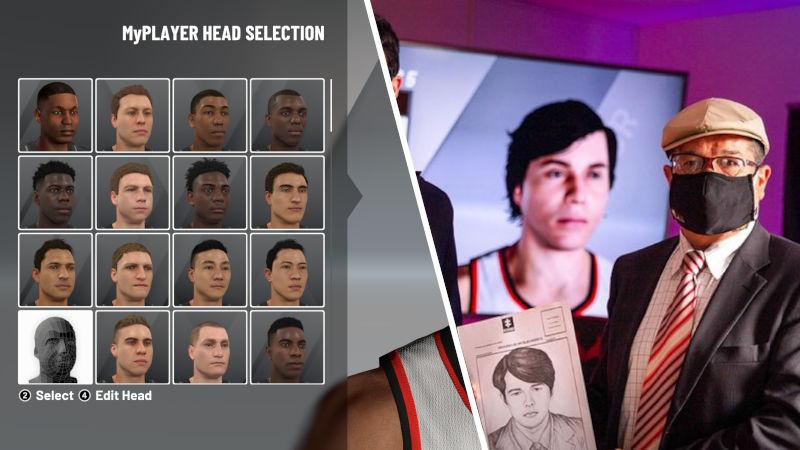 Colombia usa videojuegos como NBA 2K20 para retratos hablados