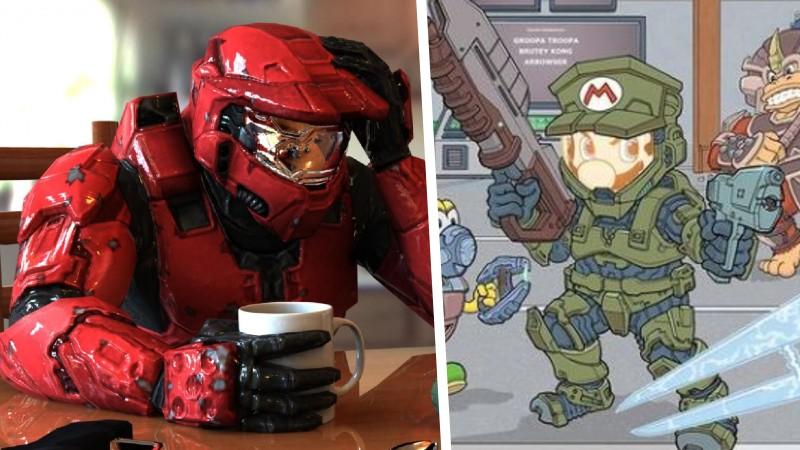 Nintendo-Halo-Mario