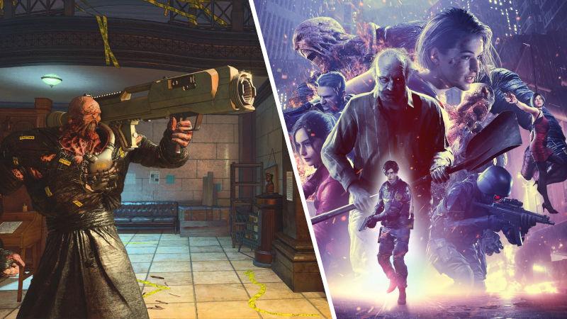 Resident Evil Re:Verse padece problemas en su beta