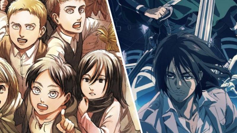 Creador de Shingeki no Kyojin despide a la serie