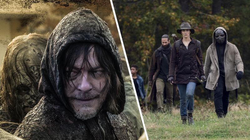 The Walking Dead terminará con su Temporada 11