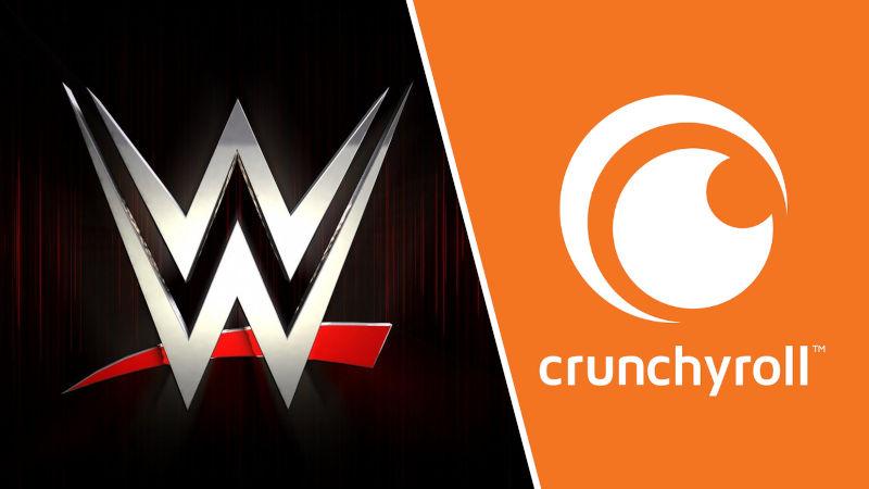 WWE y Crunchyroll trabajan en un anime