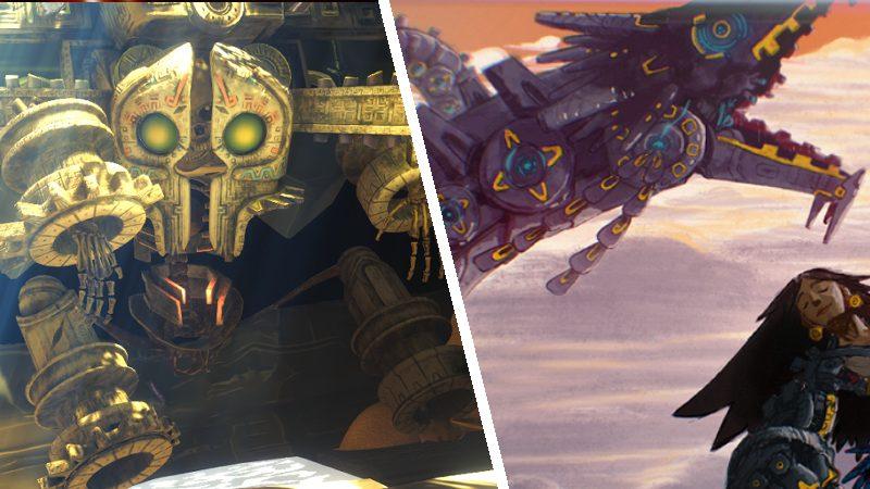 méxico videojuegos aztech forgotten gods