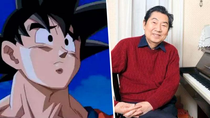 Shunsuke Kikuchi Dragon Ball