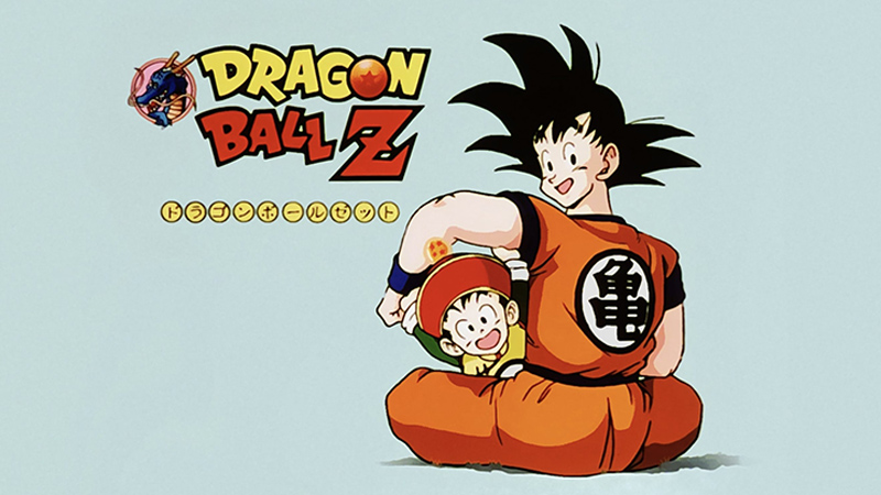 dragon ball, goku, gohan