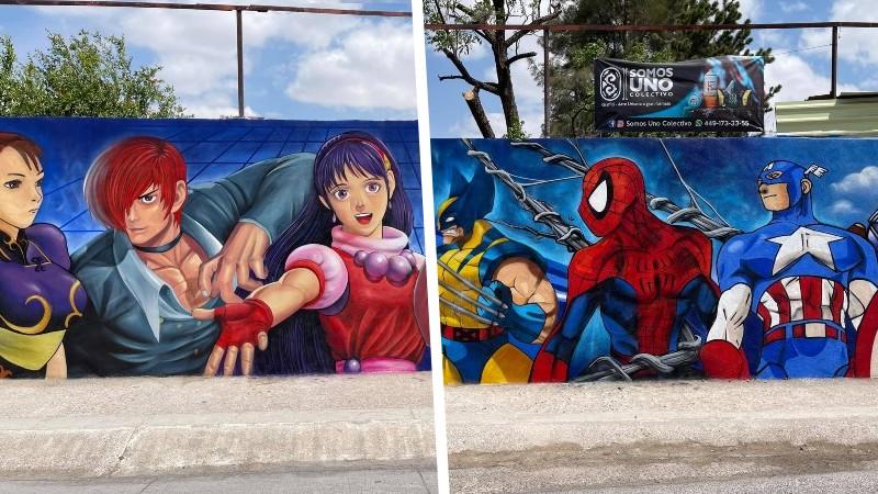 mural-gamer-aguascalientes