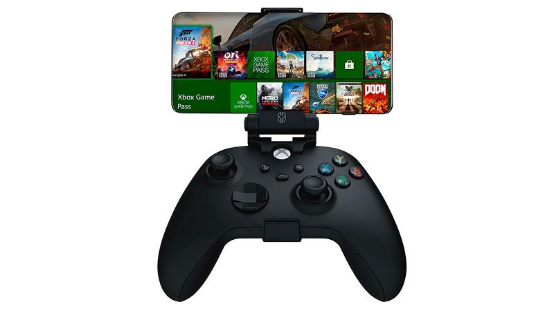 iPhone Xbox Series X
