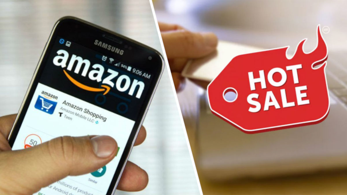 Amazon Hot Sale está en su punto máximo