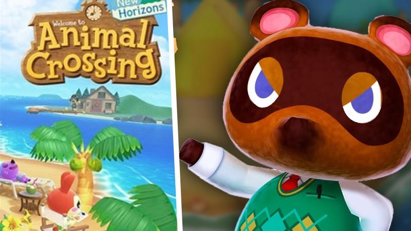 Animal Crossing Falso