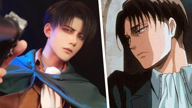 cosplay-Levi-Shingeki