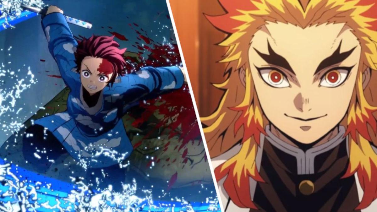 El juego de Kimetsu no Yaiba tendrá a Kyojuro Rengoku
