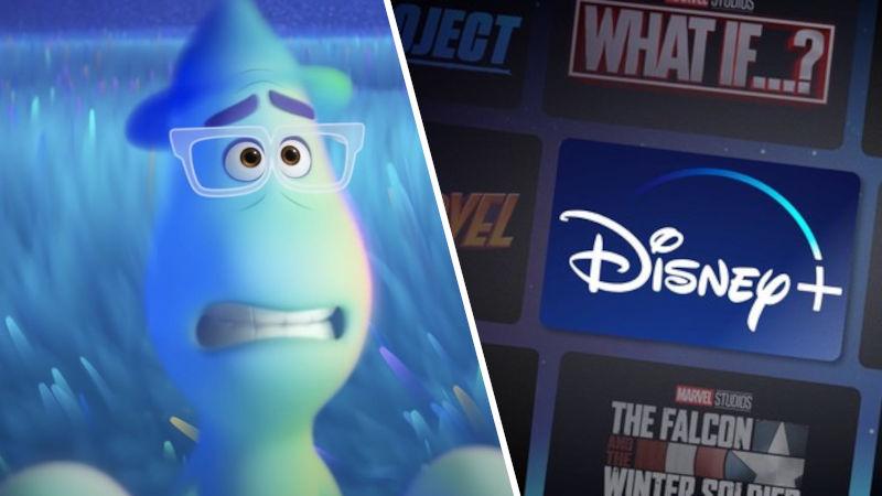 Hay molestia en Pixar por sus películas en Disney+
