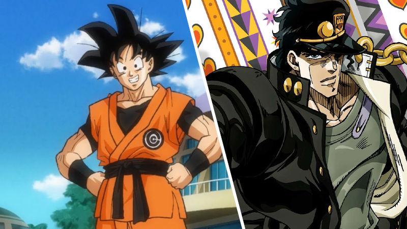 La voz de Goku de Dragon Ball ahora disfruta de JoJo's Bizarre Adventure