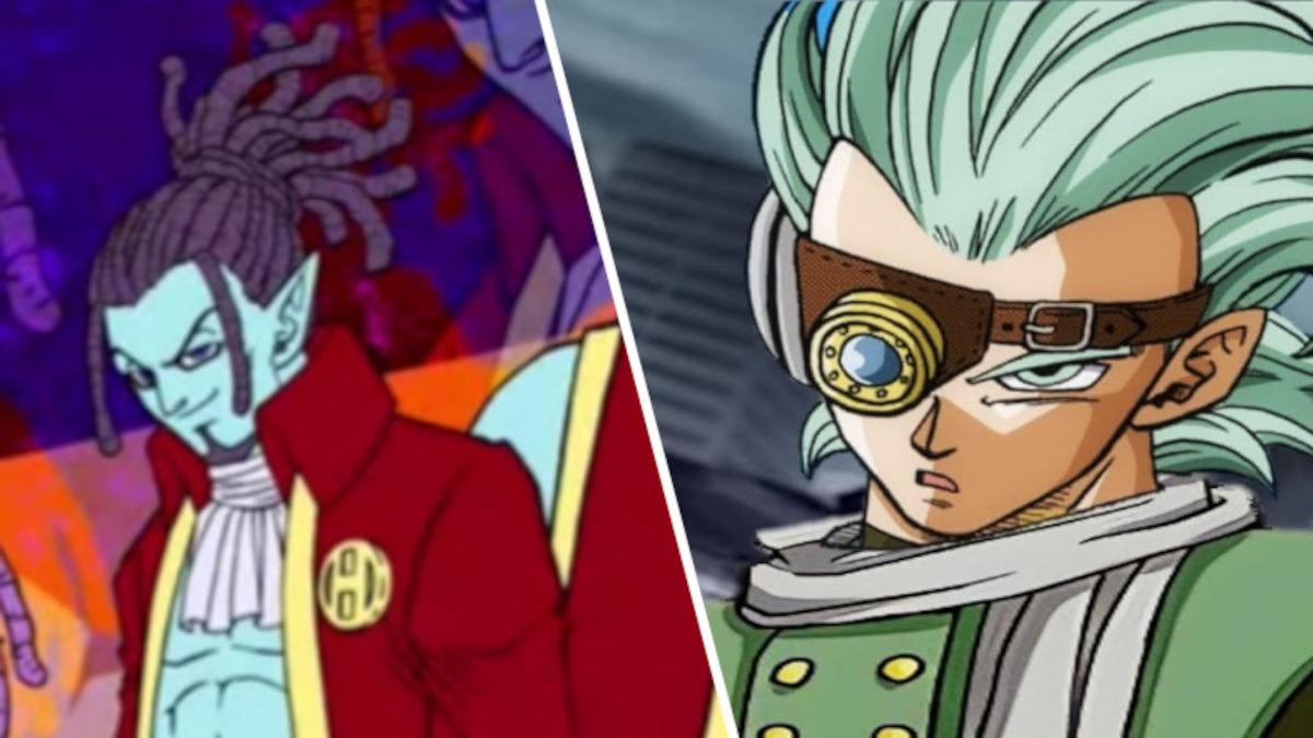 Dragon Ball Super reveló el lado oscuro de un nuevo y misterioso personaje
