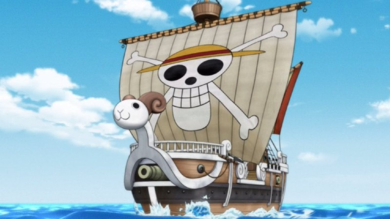 Going-Merry-One-Piece