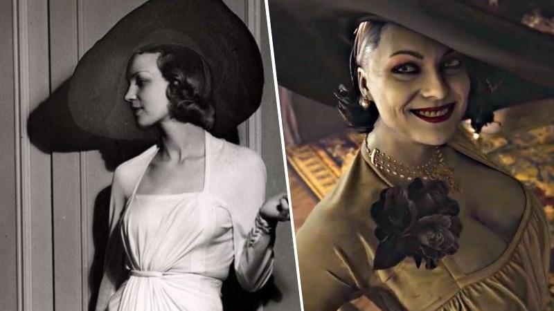Lady-Dimitrescu-Vestido